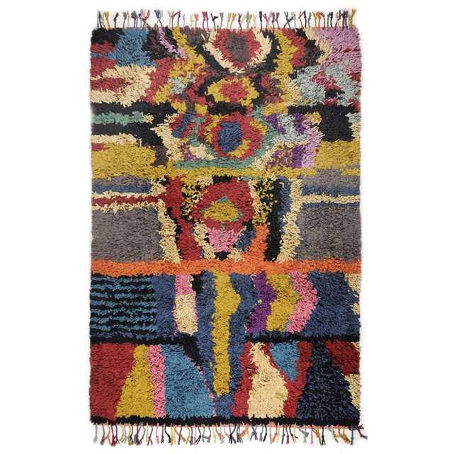 S lection shopping 10 tapis canons - Tapis berbere ampm ...