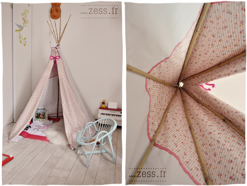 le tipi de lily rose lifestyle mode d co maman diy. Black Bedroom Furniture Sets. Home Design Ideas