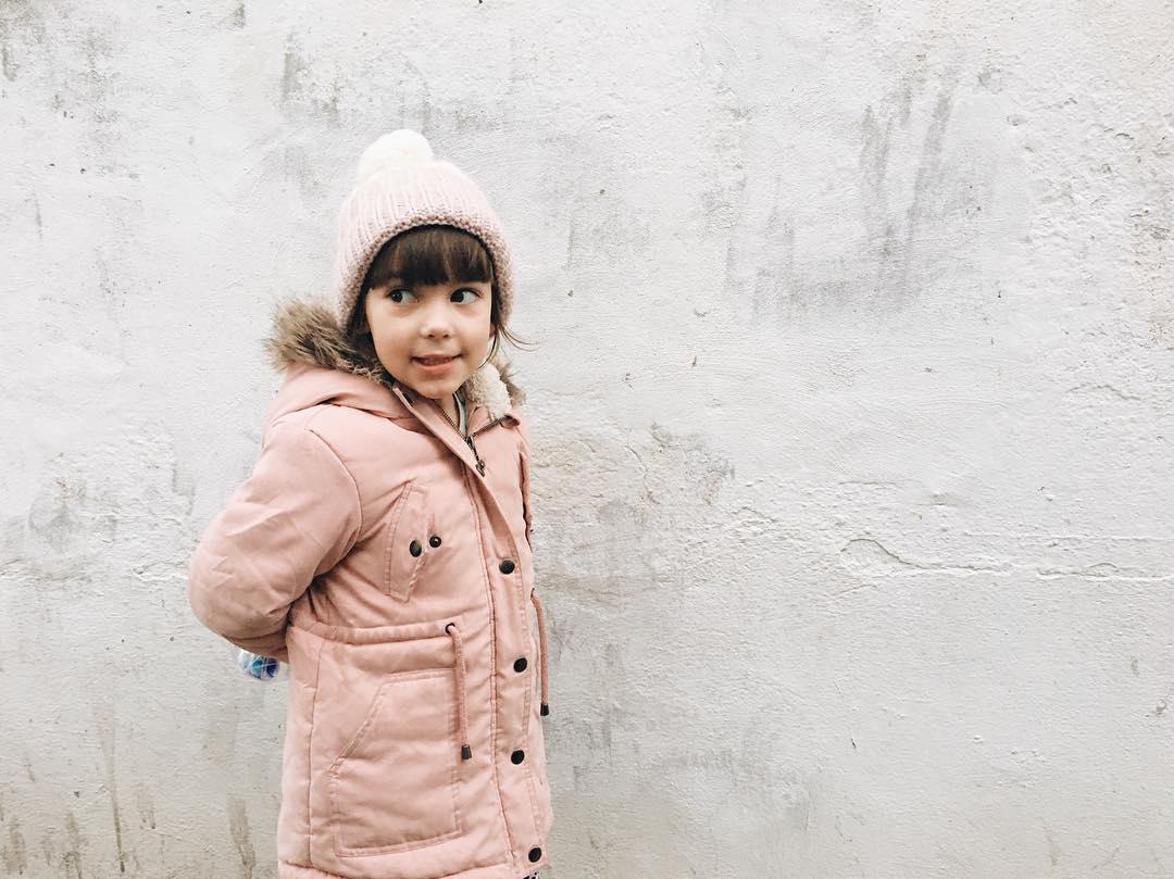 manteau rose laredoute