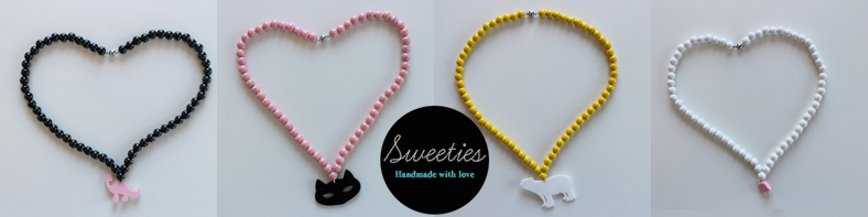 sweeties collier