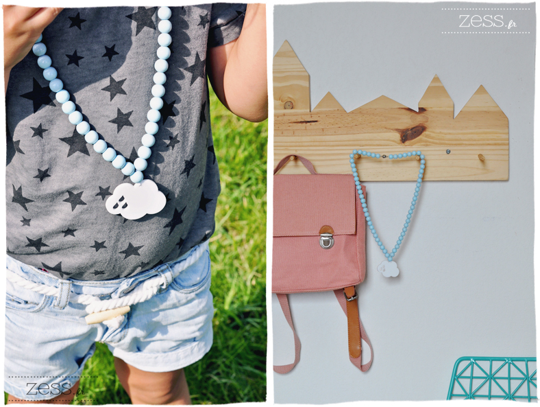 collier enfant sweeties concours