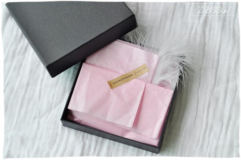 boite cadeau sweeties collier