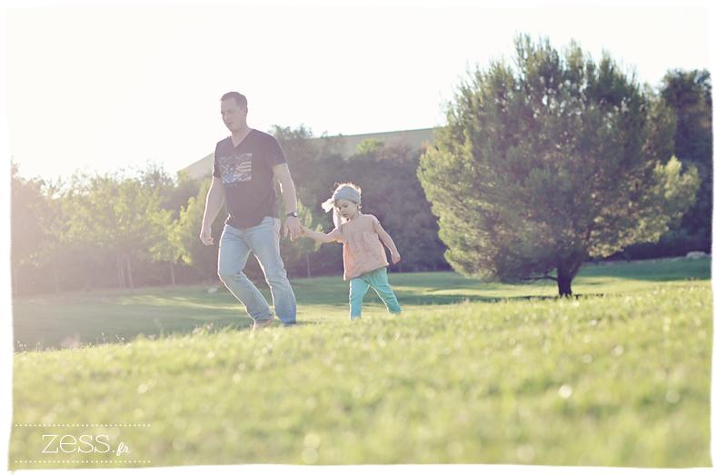 photographie blog lifestyle papa enfant parc jeux