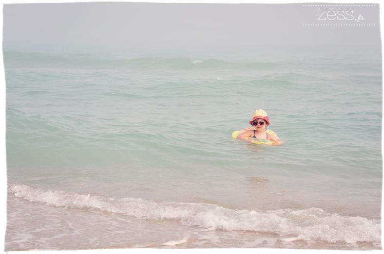 plage photographie blog enfant vacances