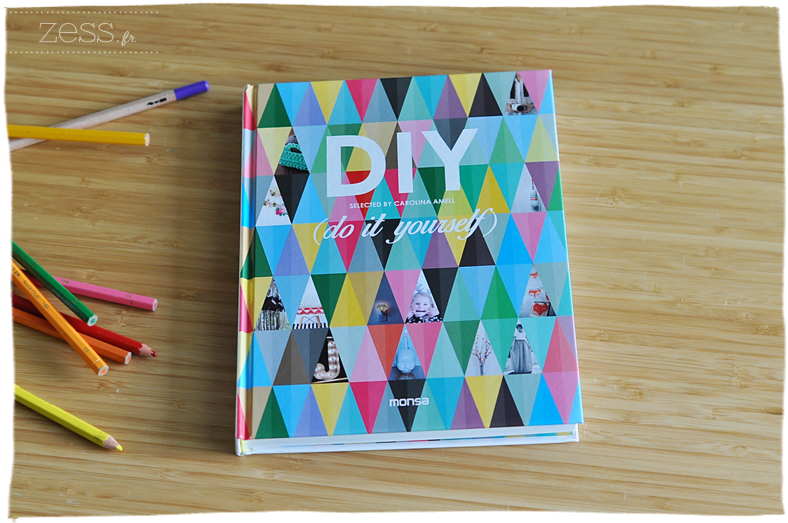 monsa DIY book