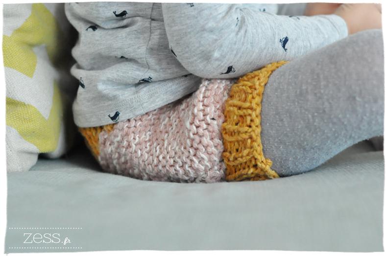 tricot bloomer enfant