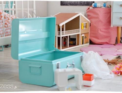 chambre enfant fille anecdote maman débutante