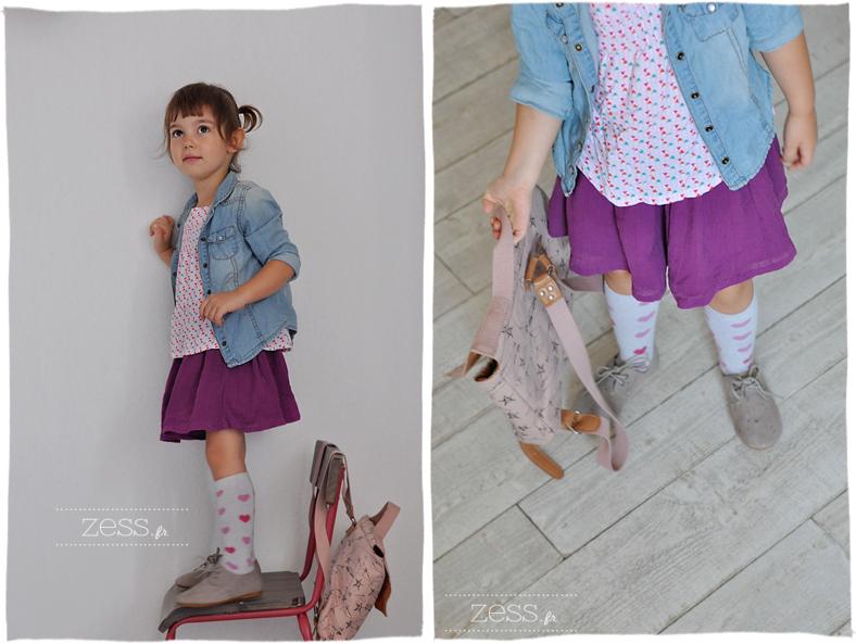 blogokids rentrée look enfant maternelle ecole