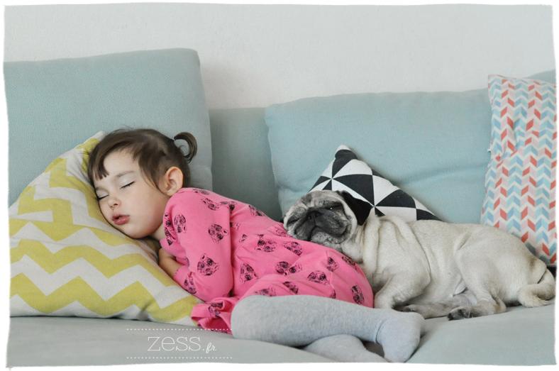 kid carlin sieste canapé blog maman