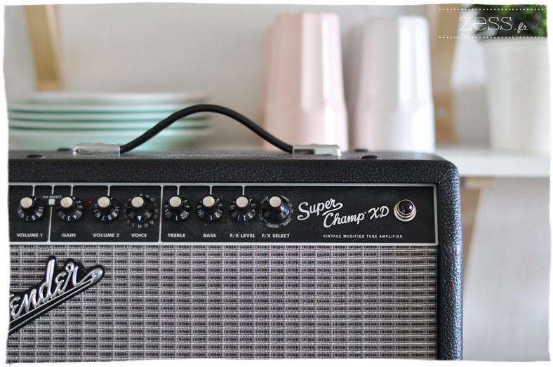 ampli guitare fender