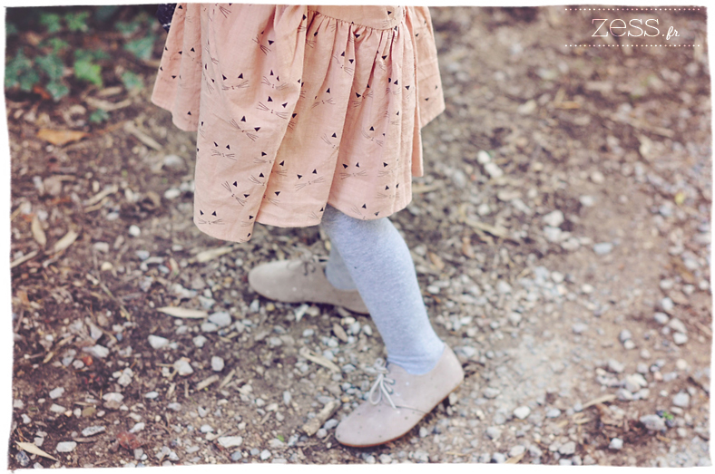 robe louise misha look kid derbies étoiles zara