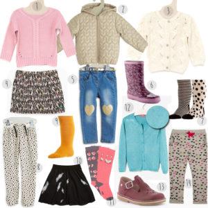 Sans-selection shopping fille automne petit prix