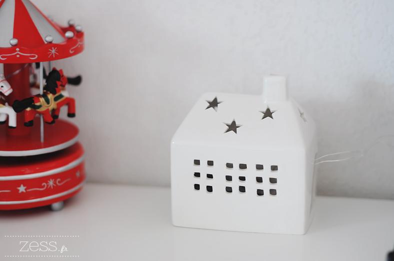 maison porcelaine photophore