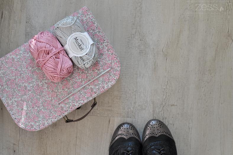 tuto plaid crochet