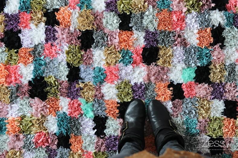 handmade rug jersey