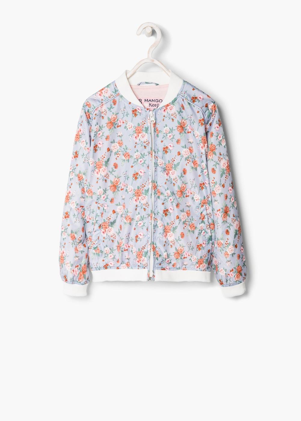veste fleurie 24,99€