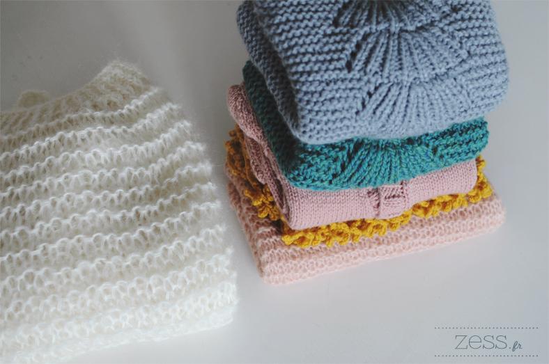 handmade tricot