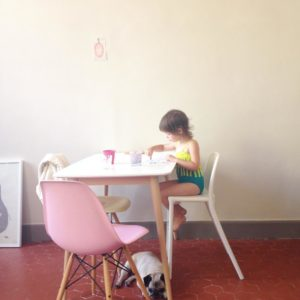 Peinture en maillot de bain ilovekoi en attendant daller hellip