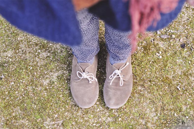 anniel chaussures lacets
