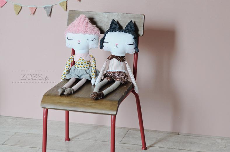 couture poupée blog diy