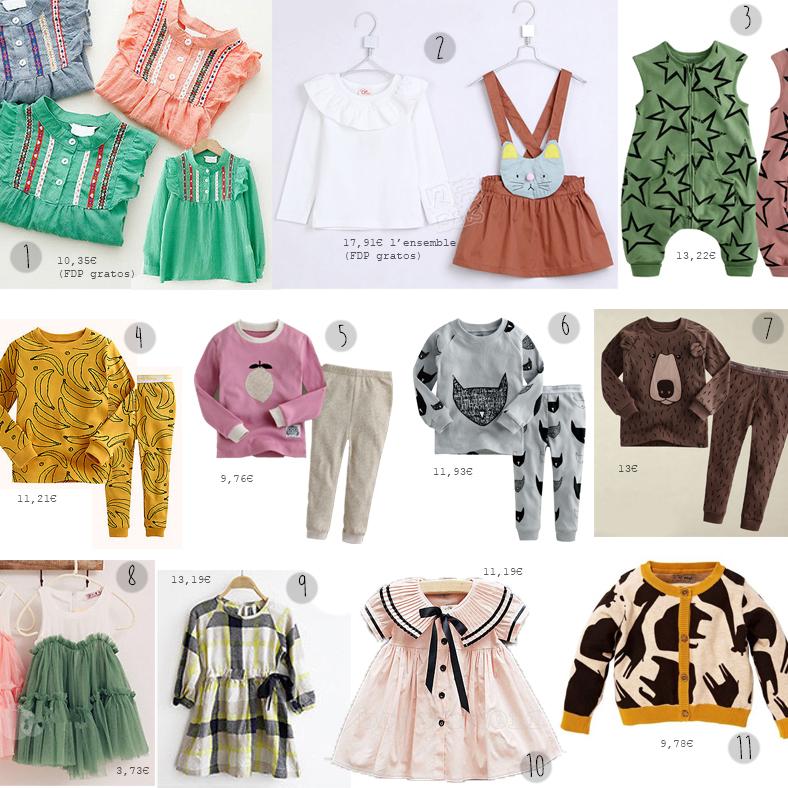 shopping ebay enfant mode japonaise