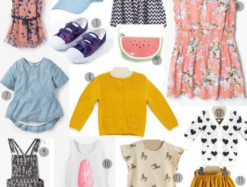 selection shopping mars fille petits prix