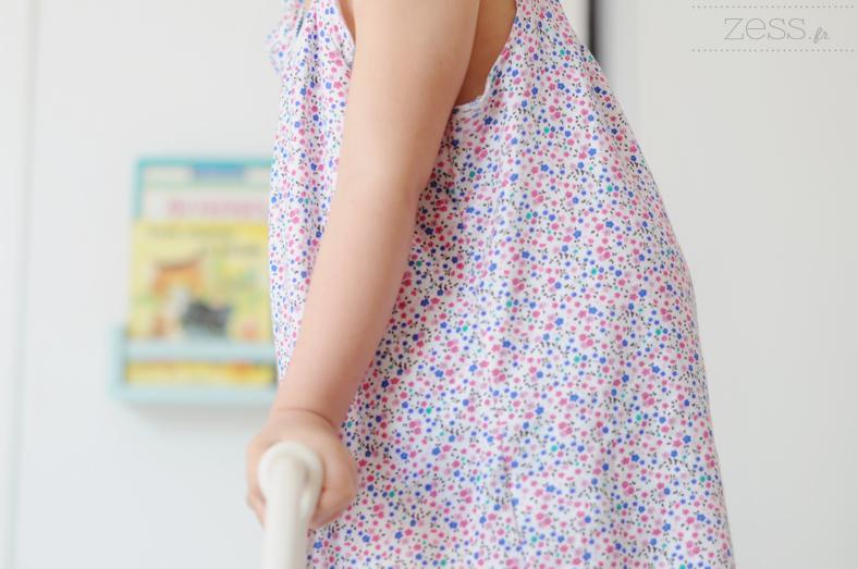 robe de nuit liberty enfant