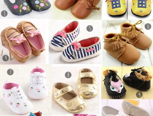 selection shopping chaussures enfant bébé ebay bon plan