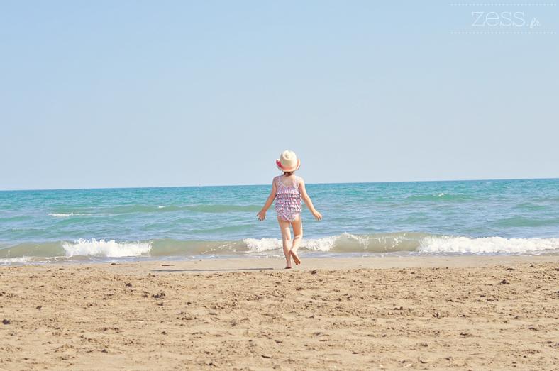 sortie plage enfant blog maman