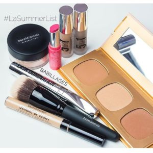 LaSummerList baremineralsfr babillages