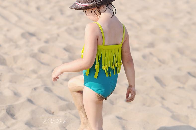 maillot de bain ilovekoi kid