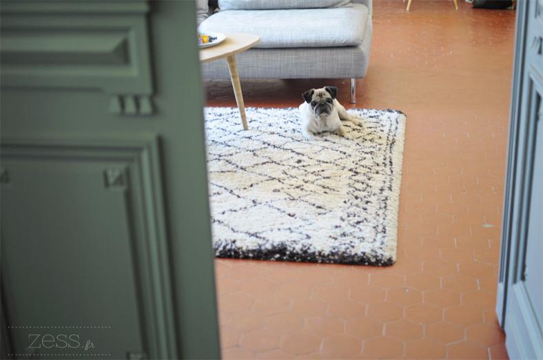 carlin tapis bebère laredoute