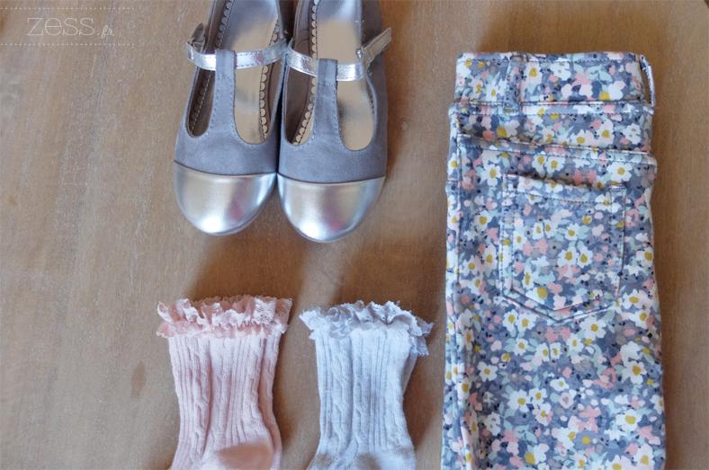 achats H&M blog maman