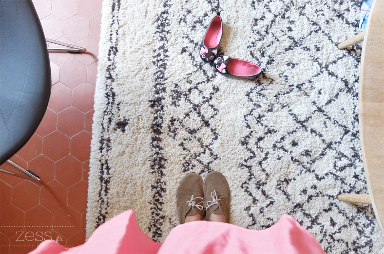 tapis berbère anniel