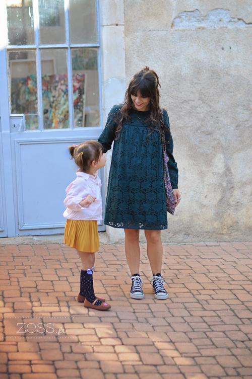 blog maman look