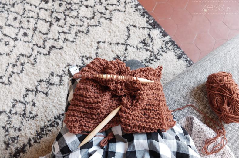 knit tricot