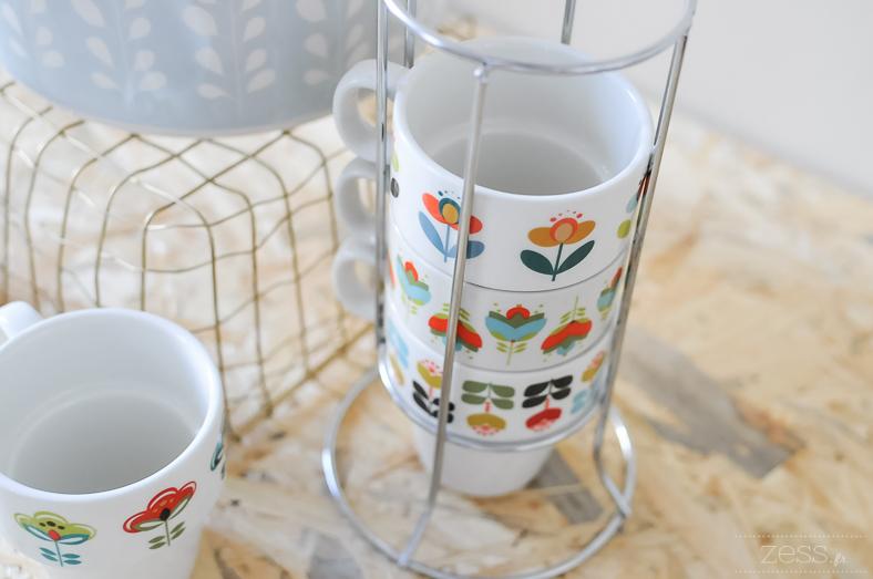 vaisselle retro maisons du monde cuisine vaisselle vintage