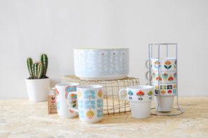 vaisselle retro maisons du monde cuisine