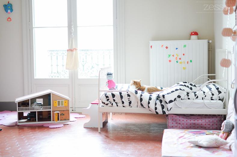 chambre enfant deco fille