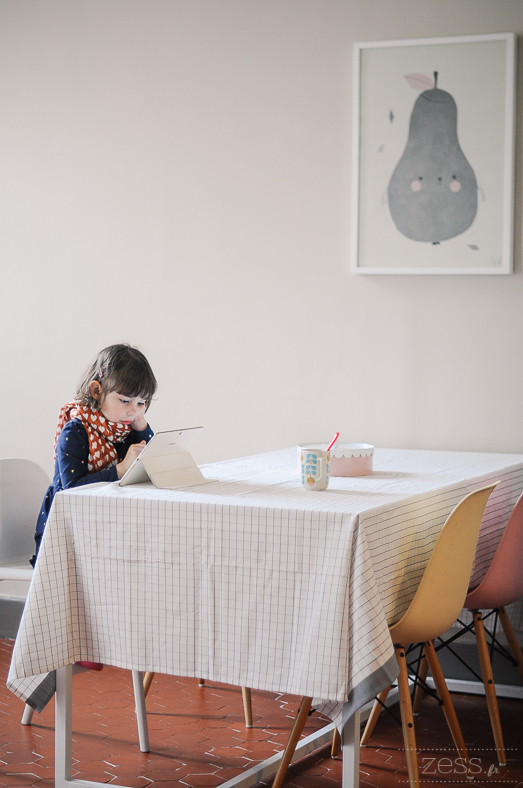salle à manger blog lfiestyle