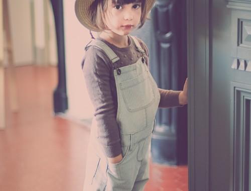 kid look