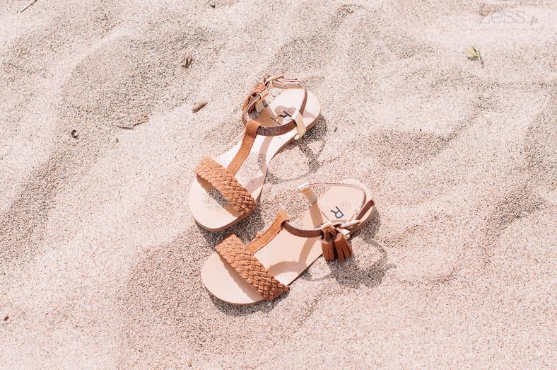 sandales franges laredoute