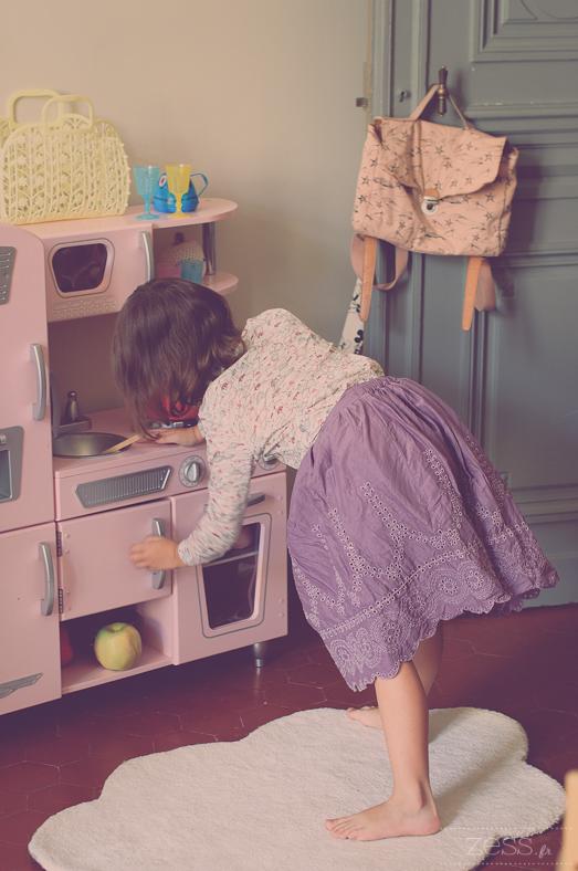 playtime cuisinière enfant