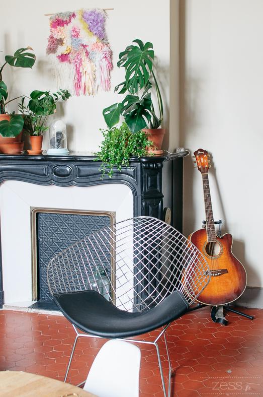 fauteuil bertoia
