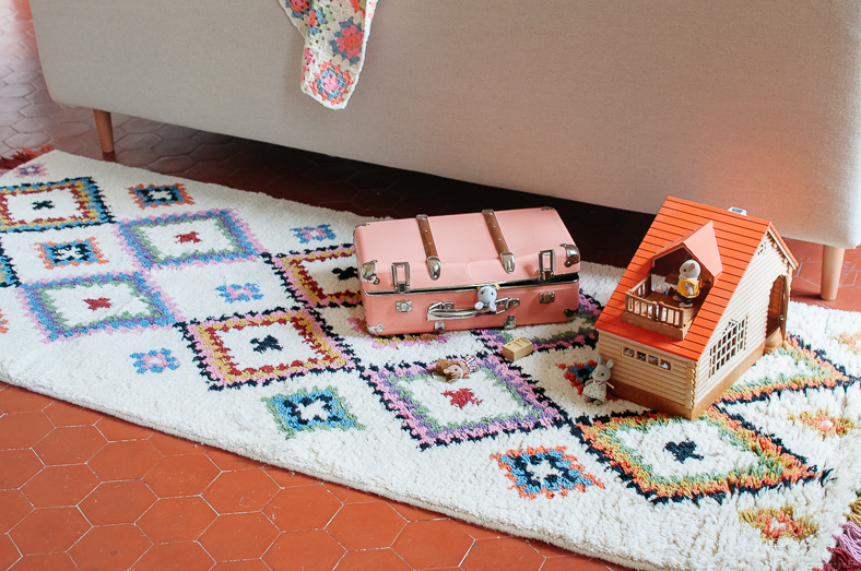 boucherouite tapis laredoute
