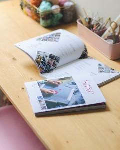 Entre le livre et le magazine voici le dernier nhellip