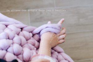 Sur le blog cest LilyRose qui vous apprend  crocheterhellip