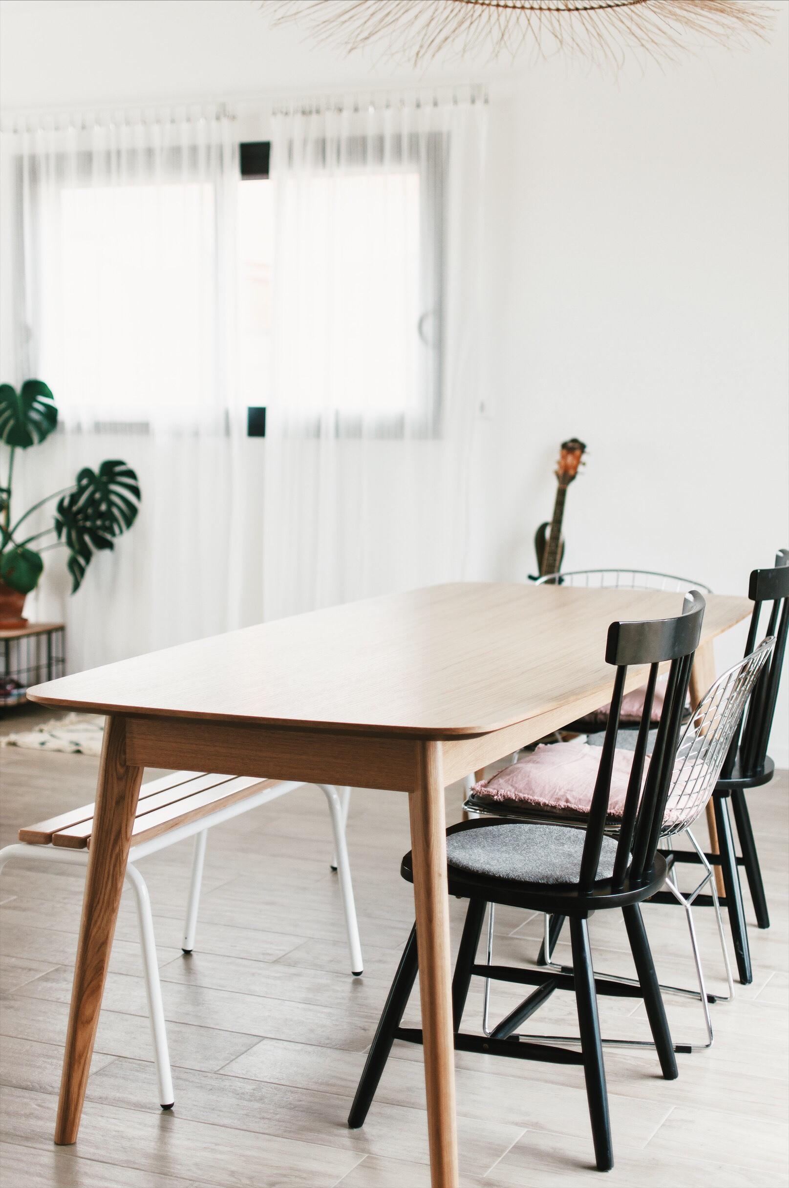 Table carrée ou rectangulaire ? Mon choix ! - Zess.fr // Lifestyle