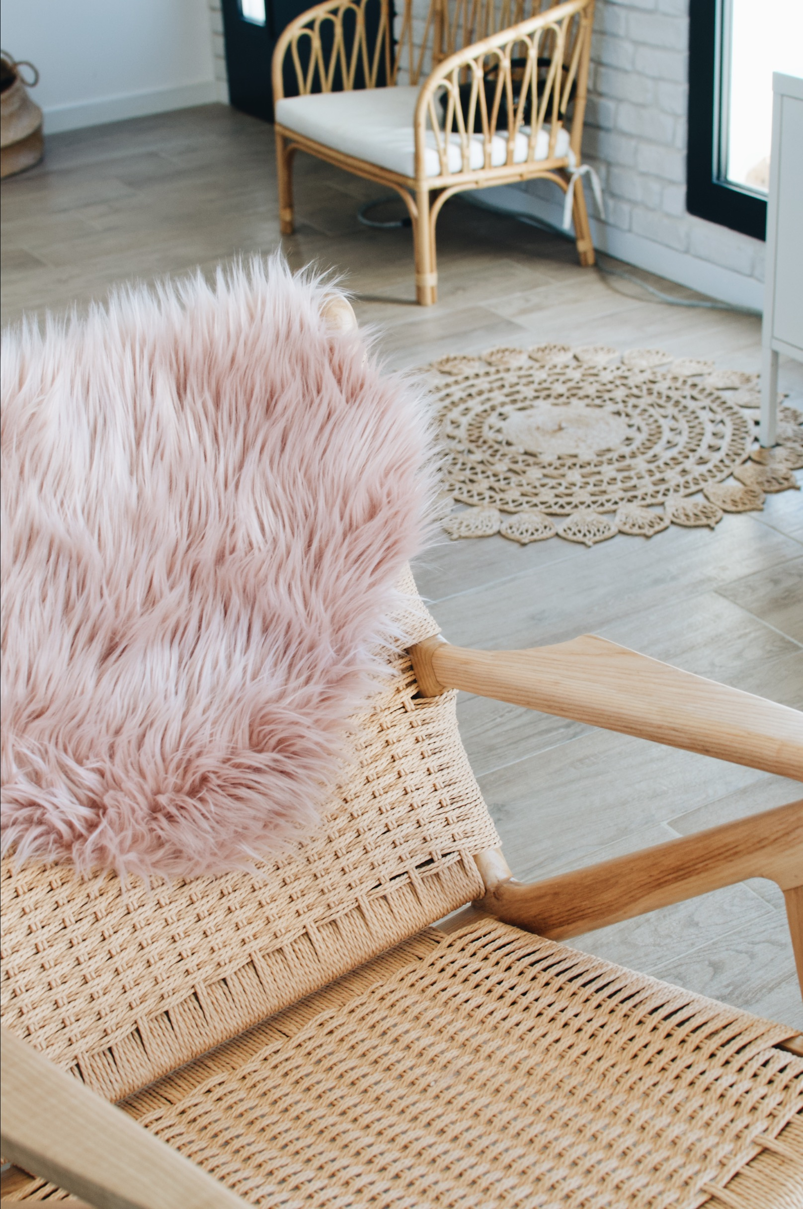 fauteuil rotin cult furniture