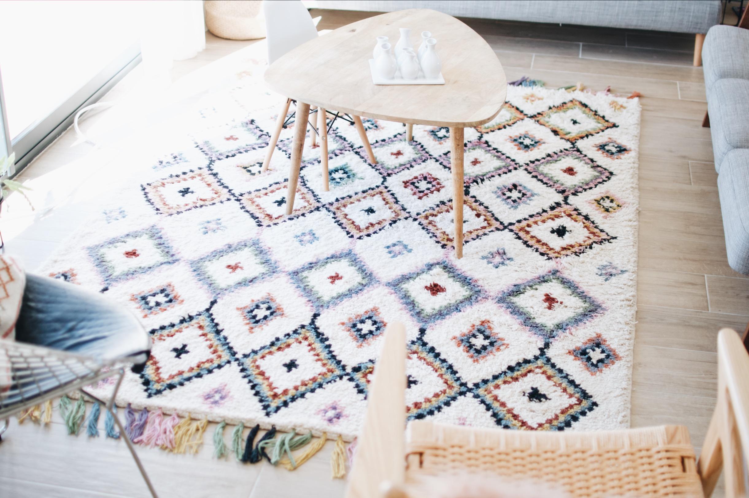 tapis berbère laredoute decoration
